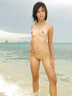 Asian Girls Outdoor Pics